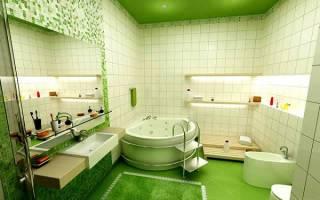 Как клеить кафель на гипсокартон в ванной?