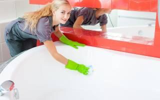 Как отреставрировать ванну в домашних условиях?