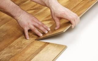 Как постелить ламинат на деревянный пол самому?