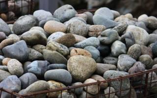 Сколько камней нужно для бани?