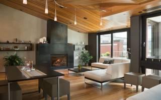 Как прикрепить ламинат к потолку?