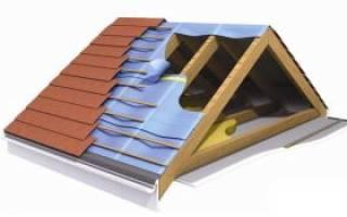 Как правильно накрыть крышу профнастилом?
