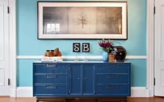 Можно ли красить мебель из ДСП?