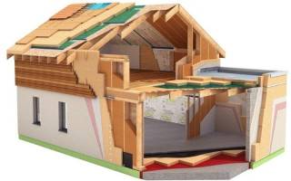 Как утеплить каркасный дом для зимнего проживания?