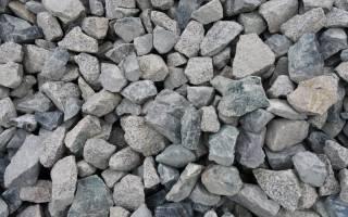 Какая фракция щебня нужна для бетона?