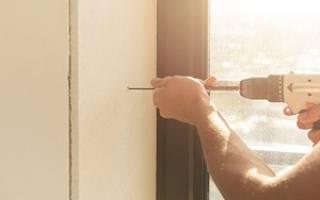 Как правильно установить откосы на пластиковые окна?