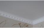 Как клеить бордюры на потолок?