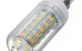 Почему моргает светодиодный светильник во включенном состоянии?
