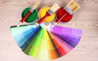 Как покрасить пластмассу в домашних условиях?