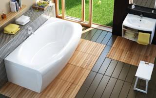 Акриловые ванны как выбрать качественную?