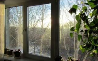 Что нужно знать при установке пластиковых окон?