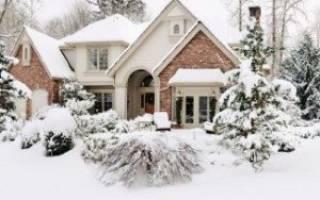 Как утеплить дачный дом для зимнего проживания?