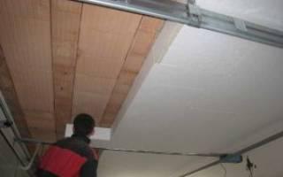 Можно ли утеплить крышу пенопластом?