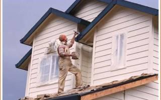 Можно ли красить дом зимой?