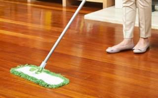 Как ухаживать за ламинатом в домашних условиях?