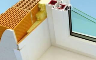 Как ставить откосы на пластиковые окна?