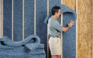 Как утеплить внутреннюю стену в квартире?