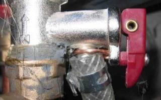 Нужен ли обратный клапан на водонагреватель?