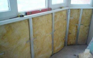 Как правильно утеплить лоджию в панельном доме?