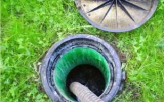 Как откачать воду из ямы без насоса?