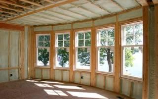 Как утеплить террасу в деревянном доме?