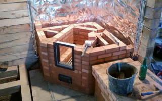 Нужен ли фундамент под камин?