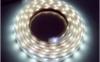 Какая светодиодная лента самая яркая?