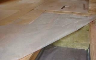 Как утеплить межэтажное перекрытие в деревянном доме?