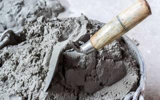 Что нужно кроме цемента чтобы получить бетон?
