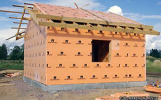 Как правильно утеплить каркасный дом пенопластом?