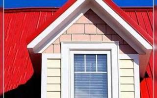Как сделать окно на крыше своими руками?