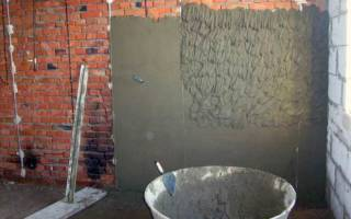 Какая штукатурка лучше гипсовая или цементная?