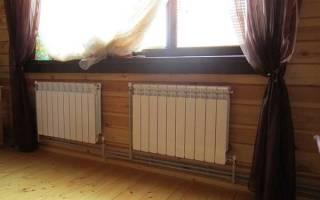 Как крепить радиаторы отопления к стене?