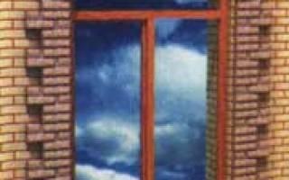 Как прорубить окно в кирпичной стене?