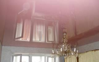 Натяжные потолки какие лучше выбрать материал?