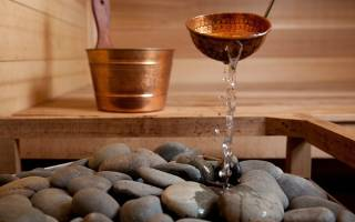Какой камень лучше для бани в парилку?