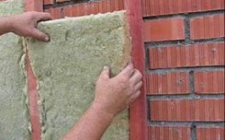 Как утеплить фасад кирпичного дома?