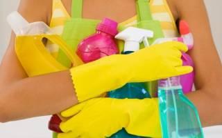 Чем очистить пластиковые окна после ремонта?