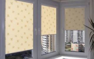 Какие бывают жалюзи на пластиковые окна?