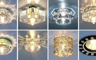 Какие лампочки лучше для натяжных потолков?