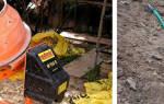 Как правильно приготовить бетон в бетономешалке?