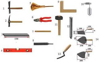 Как наклеить декоративный кирпич на стену?