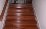 Как отделать лестницу ламинатом?