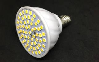 Почему моргает светодиодная лампочка при выключенном свете?