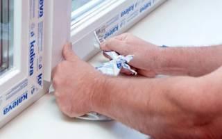 Как очистить пластиковые окна от защитной пленки?