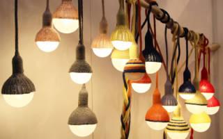 Как спрятать светодиодную ленту на стене?