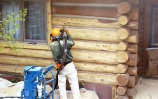 Как покрасить старый деревянный дом снаружи?