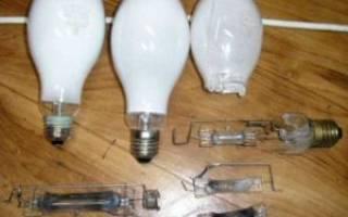 Как сделать кварцевую лампу в домашних условиях?