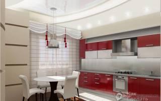 Как сделать потолок на кухне своими руками?