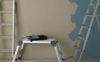 Как снять штукатурку с потолка быстро?
